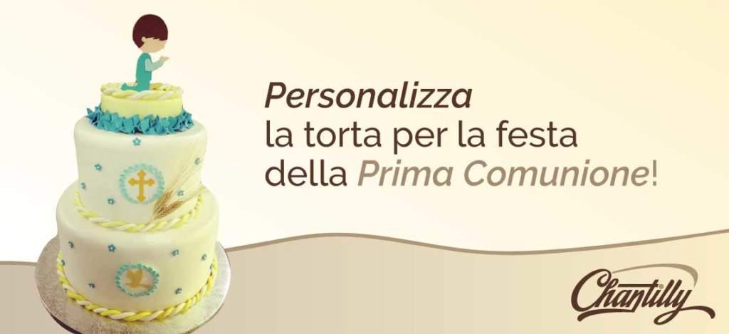 PRIMA COMUNIONE!