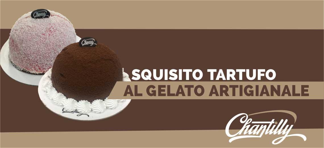 TARTUFO AL GELATO ARTIGIANALE