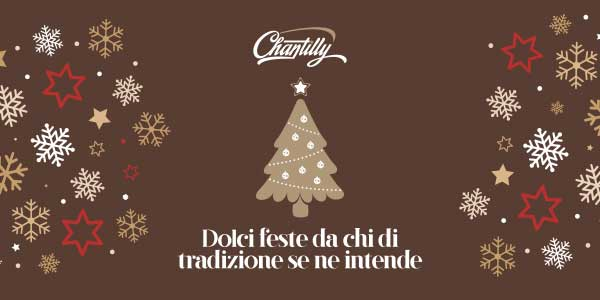 BUONE FESTE DA CHANTILLY